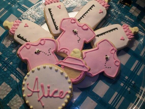 Baby Shower Cookies (2 Dozen)