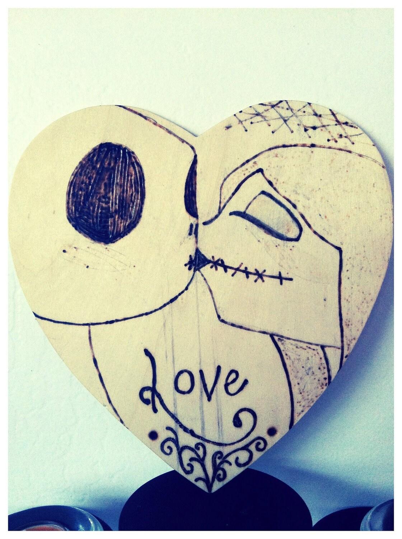 Jack Skellington And Sally Pumpkin Carving Template Images for jack
