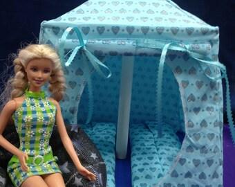 Barbie Tent, Beanie or G. I Joe