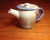 Dainty Handmade Ceramic Teapot