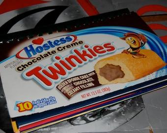 Hostess Twinkies Notebook