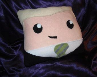 Starkid Draco Malfoy AVPM/AVPS Inspired Pillow