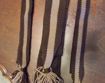 Waist and leg sash