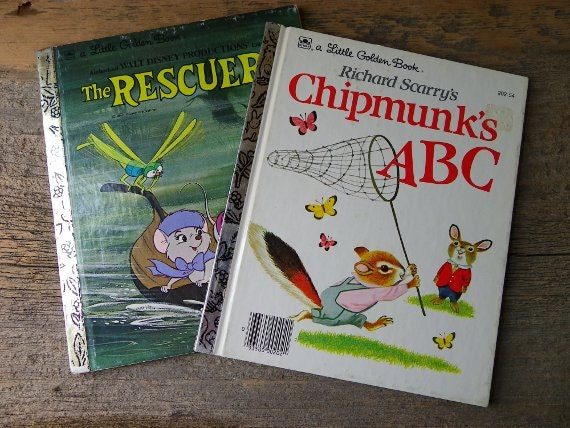 Children's Book Pack - Rescuers and Chipmunk's