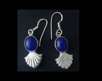 EARRINGS 925 Sterling Silver Dangling