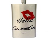 River Song Flask: Hello Sweetie