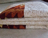 Full Sized Bed Quilt - Teen bed Quilt, patchwork quilt-traditional quilt