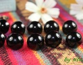 50 pairs 12mm Black Safety Eyes