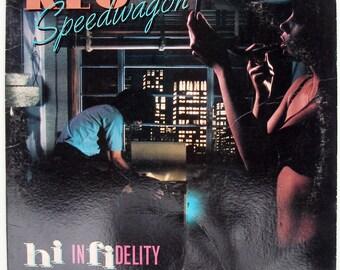 REO Speedwagon - Hi Infidelity (FE 36844)