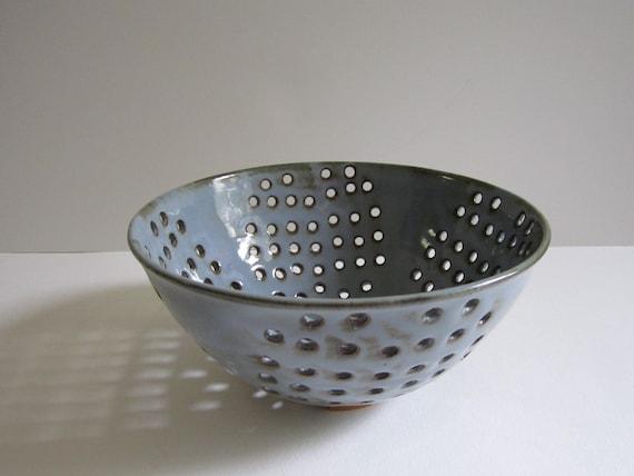 Vintage Ceramic Colander