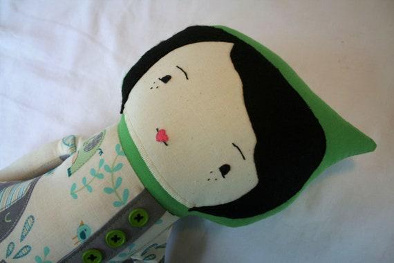 Rag Doll, Cloth Doll, Handmade Doll, Ragdoll, Fabric Doll, Soft Toy, Plush Toy, Toys, Doll, Dolls