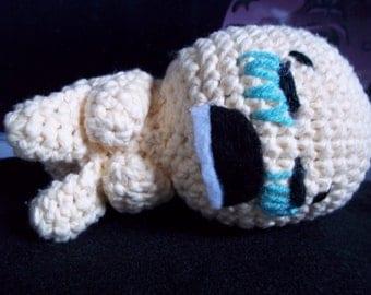 Isaac doll.