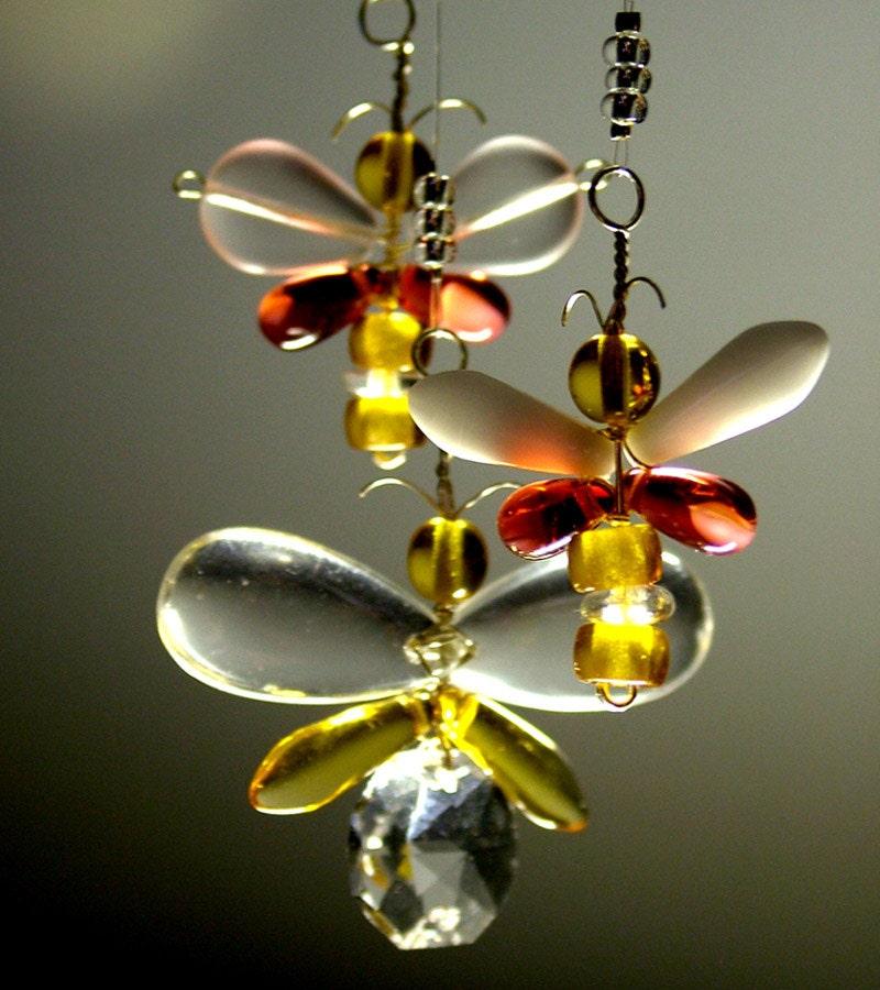 Kg Near Me >> Butterfly Mobile Crystal Suncatcher Butterfly Ornament