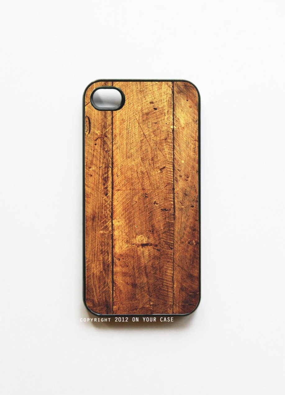 items similar to iphone 4 case iphone 4s case wood look case available for iphone 4 iphone 5. Black Bedroom Furniture Sets. Home Design Ideas