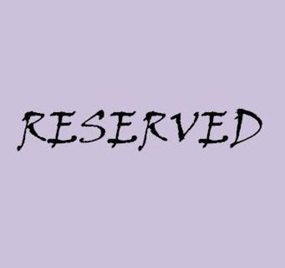 RESERVED FOR LEANN - Necklace Lanyard