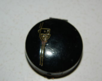 Max Factor original lipstick, compact Hollywood bakelite