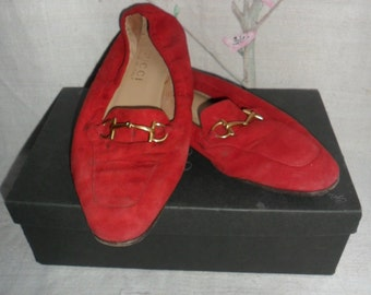 GUCCI vintage women slippers