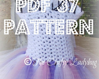 Popular items for crochet and tulle on Etsy