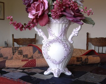 Victorian Reproduction Vase