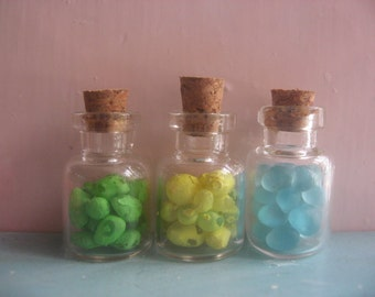Dollhouse Miniature Bottles Decoration