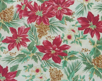 Winter Impressions Style 83052 by Hoffman Fabrics Christmas 100% Cotton Print Fabric