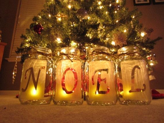 like this item - Mason Jar Christmas Lights
