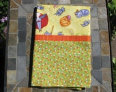 Handmade Hidden Seam Pillow Case - Halloween Treat Sack