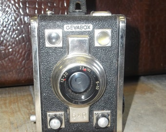 Vintage Gevabox Camera