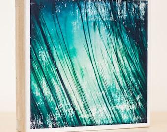 Photo Block - Abstract of Lake