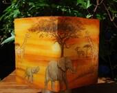 Africa Lantern