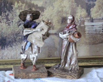 Decoupage Merchant Couples Different and Detailed / Marked to clear out