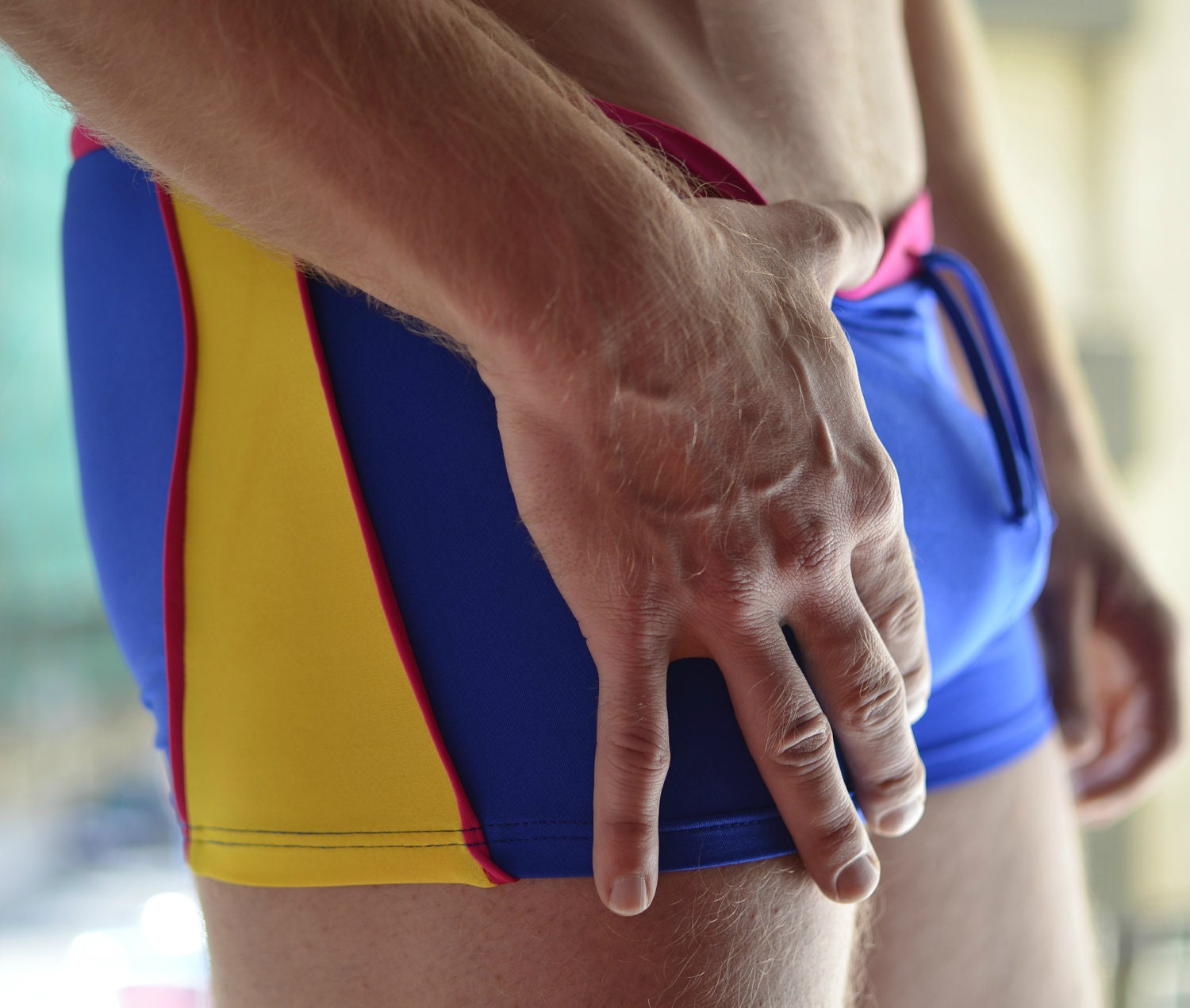 MEN Shorts For Bikram Yoga