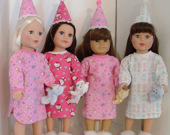 American Girl Slumber Party Birthday Party Favors