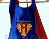 Adult Superhero Cape. Any Color. Reversible, Personalized, Machine Embroidered Super Hero Cape for Adults.