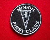 "The Herr Döktor ""Minion (First Class)""  Embroidered Badge or Patch"