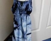 Lucky Brand XS- XXS Tie Dye Shirt Dress