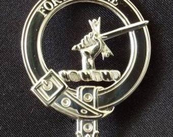 MacRae Scottish Clan Crest Badge