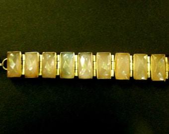 India Pink Quarz Bracelet.