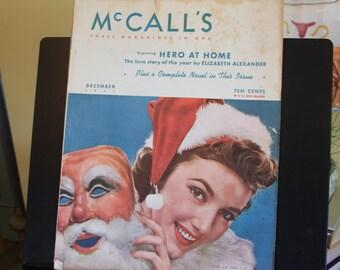December 1939 McCall's Magazine