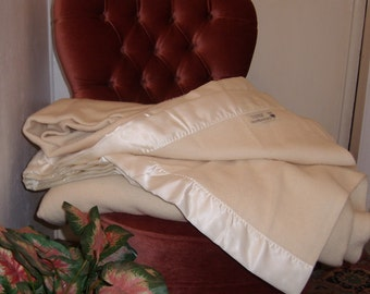 Witney blanket pure merino wool