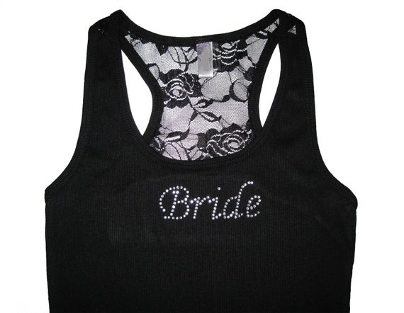Bridesmaid Tank Top Shirt. Bridal Party Lace Tank Top. Bride Tank Top Shirt. Maid of Honor. Mother of the Bride. Wedding Party Clothes.