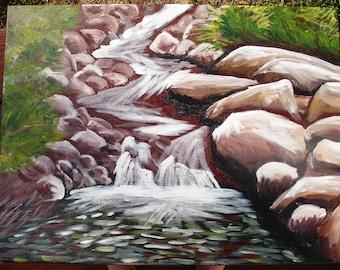 Stream Painting