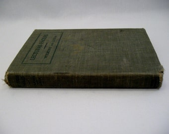 Lecturas Faciles 1916 Spanish to English