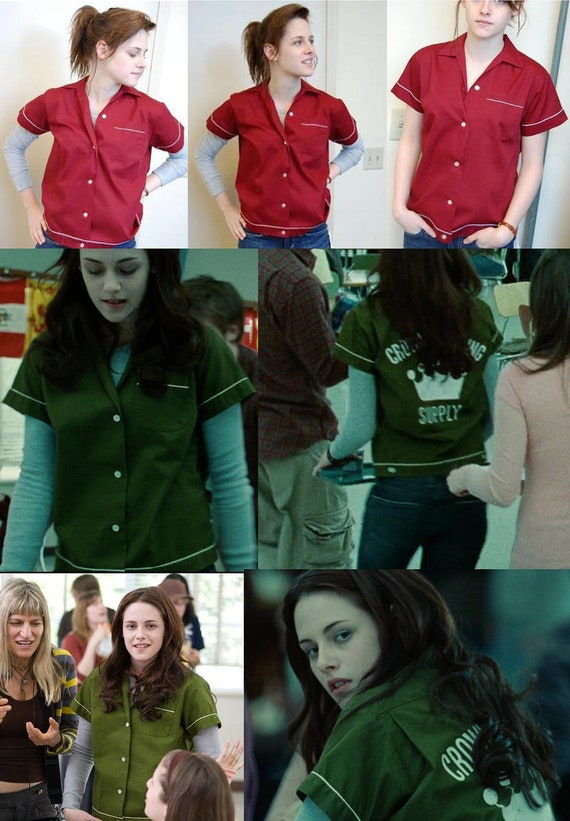 Bella Swan Crown bowling supply shirt replica Twilight