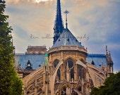 Notre Dame Paris,France-Fine Art Photography-multiple Sizes Available,Paris,Architecture,Notre Dame, Cathedral
