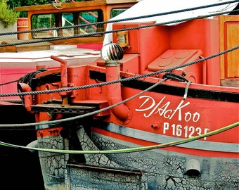 D Jackoo Paris,France-Fine Art Photo-Multiple Sizes Available,Paris,Architecture,Parisian, Boat