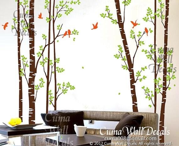 Kinderzimmer wandgestaltung wald  Kinderzimmer Wand Wald ~ Kreative Ideen für Ihr Zuhause-Design