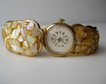 Rare Vintage Norman Bangle Watch One of a Kind