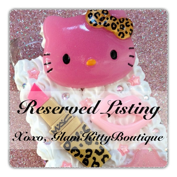 Reserved Listing for Rosa