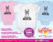 Baby One Piece / Crawlers - Born To Rock